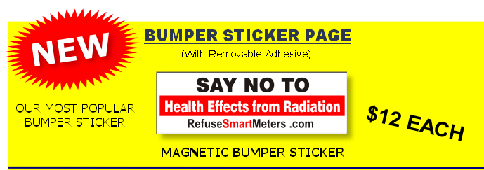 MAGNETIC BUMPER STICKER
